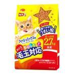 日本ペットフード ミオ おとなのおいしくって毛玉対応 フィッシュミックス味 (2.7kg) キャットフード
