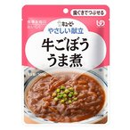 キューピー やさしい献立 牛ごぼううま煮 (100g) 介護食 ※軽減税率対象商品