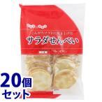 《セット販売》 モントワール みんなのおやつ サラダせんべい (18枚)×20個セット お菓子 煎餅 ※軽減税率対象商品