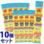 《セット販売》 不二家 アンパンマングミ 4連 (84g)×10個セット グミ お菓子 ※軽減税率対象商品