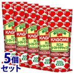 《セット販売》 カゴメ トマトケチャップ (500g)×5個セット 調味料 ※軽減税率対象商品