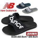 ニューバランス サンダル メンズ レディース シャワー 黒 紺 グレー オシャレ シンプル New Balance M3056