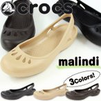 サンダル パンプス レディース 靴 crocs malindi クロックス