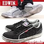 スニーカー ローカット メンズ 靴 EDWIN ED-7133 エドウィン