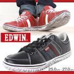 スニーカー ローカット メンズ 靴 EDWIN ED-7137 エドウィン