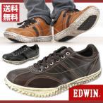 スニーカー ローカット メンズ 靴 EDWIN EDM-343 エドウィン