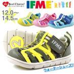 サンダル メッシュ キッズ ベビー 靴 IFME 22-6012 イフミー