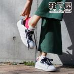 レディース 靴下 靴下屋 吸水・速乾リブスニーカー用ソックス 20〜22cm タビオ