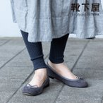 ショッピングレギンス レディース 靴下 靴下屋 360D 綿混3×1リブレギンス13分丈 タビオ