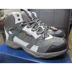 Outdoor Shoes - 雪道に  軽登山 ノルディックウォーキング スポルディング ON−163 グレイー&パープル 22.5cm〜25.0cm 定価:7452円