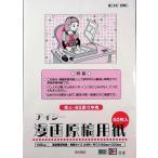 アイシー 漫画原稿用紙 135kg A4 IM−35A (個人・B5原寸本用)