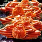 〔身入り抜群のA級品 〕カナダ産ボイルズワイガニ姿・約500g×6尾 冷凍ズワイ蟹