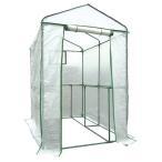 簡易温室「家庭用 小型ビニールハウス」サイクルハウス