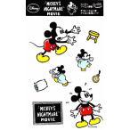 キャラクターワッペン アップリケディズニー アイロン転写シート大 ミッキーマウスDC-2C