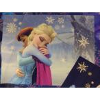 キャラクター生地 布 2016年 入園入学 継続柄 ディズニー アナと雪の女王 デジタルプリント G7086−1A   商用利用不可
