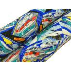 メーカー完売 2015年 入園入学 キャラクター キルティング生地 布 プラレール GQ6657-1 スーパーこまち はやぶさ N700系 つばさ みずほ・さく