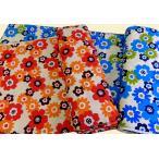 ショッピング比較 現品限り オックス生地 1450-22北欧調花柄112cm巾 綿100% 商用利用可能