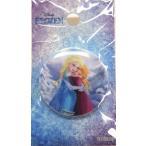 キャラクターボタン ファッションパーツディズニーキャラクター ディズニー FROZENアナと雪の女王 DC-11D和洋裁材料 ワッペン・アップリケ