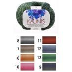 リッチモア毛糸ハマナカ毛糸カウニス  廃盤色の6番のみ 在庫限り KAUNISイタリア製
