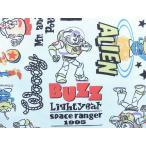キャラクター生地 布 2017年 入園入学 ディズニー ピクサー トイストーリー GR1059−1A スモック   商用利用不可