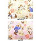 キャラクター生地 布 2017年 入園入学 ディズニー プリンセス 美女と野獣 G7341  商用利用不可