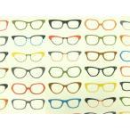 生地 布 USAコットン Spec-Tacular AIE16332−256スペクタキュラー メガネ 眼鏡 ロバートカフマン ROBERT KAUFMAN ロバートカウフマン 商用