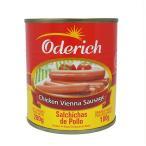 オデリッチ チキンソーセージ 280g(固形量180g)【缶詰 セット】【非常食】【保存食】【長期保存】
