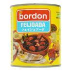 ポーク フェイジョアーダ ボルドン 830g【缶詰 セット】【非常食】【保存食】【長期保存】