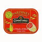オリーブオイルサーディン コネタブル 115g Connetable Sardines【非常食】【保存食】【長期保存】