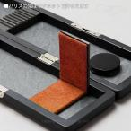 金鯱×かちどき ハリス箱 K710 60cm スリムタイプ(黒艶消し)収納袋付