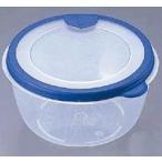 保存容器・プラスチック製 冷凍保存から解凍加熱まで! 141×150×H83 900ml エアキーパー・どんぶり A-038(8-0227-0401)