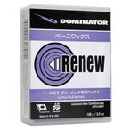 DOMINATOR(ドミネーター) RENEW SERIES BASE WAX RENEW PURPLE(リニューパープル)100g