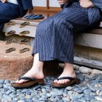 男性和服, 着物 - (男下駄 茶) 浴衣 下駄 おしゃれ 大きいサイズ 男 メンズ 10colors S/M/L/LL (ys)