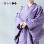 (雨コート 一部式)雨コート 和装 女性 着物 レインコート 携帯 レディース 無地 ワンピース(zr)