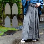 (馬乗袴 細縞)馬乗り袴 男 メンズ 細縞柄 袴単品(zr)(ns42)