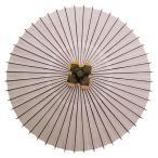 和傘 大番傘 白 雨天使用可能 /雨傘/蛇の目傘