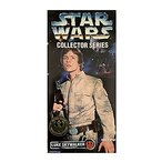 1996 - Kenner - Star Wars Collector Series - Luke Skywalker in Bespin Fatigues - Rebel Alliance - 12 Inch Action Figure - Out of Production