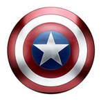 Marvel Legends Captain America Shield マーベル レジェンド キャプテンアメリカ シールド・盾【US輸入品】