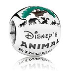 PANDORA Animal Kingdom Disney Parks Exclusive Charm