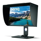 BenQ SW271 PhotoVue 27 inch 4K HDR Photography IPS Monitor | AQCOLOR Technology for Accurate Reproduction