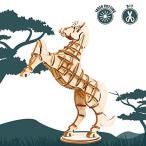 rolife 3d木製パズルtoy-diyモデルkit-wooden動物モデル図???3dジグソーパズルアセンブリmodel-creativeおもちゃf