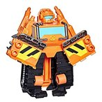 "Transformers Playskool Heroes Rescue Bots Academy Wedge The Construction-Bot Converting Toy, 4.5"" Figure, Toys for Kids Ages 3 & Up"