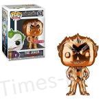 Funko POP! ヒーローズ: DCコミックス バットマン アーカム・アサイラム - ジョーカー (オレンジクローム) (N