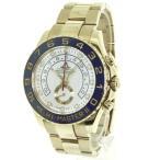 ROLEX【ロレックス】116688 ヨットマスター2 腕時計 K18イエローゴールド メンズ 【中古】