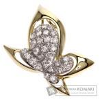 SELECT JEWELRY セレクトジュエリー  ダイヤモンド ペンダントトップ K18イエローゴールド/Pt900  中古