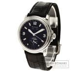 Blancpain ブランパンA053B レマン ムーンフェイズ 腕時計 ステンレス/アリゲーター メンズ  中古