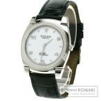 ROLEX ロレックス 5330/9 チェリーニ 腕時計 K18ホワイトゴールド/クロコダイル メンズ  中古