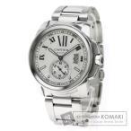 CARTIER カルティエ W7100015 カリブルドゥカルティエ 腕時計 ステンレス/SS メンズ  中古