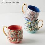 ANTHROPOLOGIE アンソロポロジー マグカップ マグ Liberty for Anthropologie Mug  リバティ