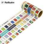 ロルバーン マスキングテープ ロルバーン デルフォニックス rollbahn delfonics